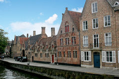 Bruges Royalty Free Stock Images