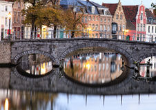 Bruges Royalty Free Stock Photo