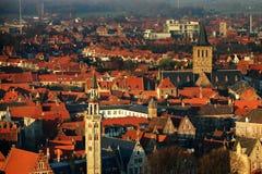 Bruges Images libres de droits