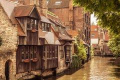 Bruges Fotografering för Bildbyråer