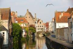 Bruges Arkivbild