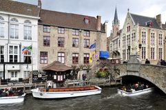 Bruges Photo libre de droits