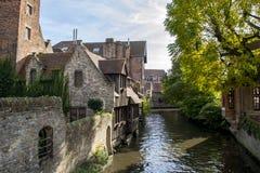 Bruges Fotografia de Stock Royalty Free