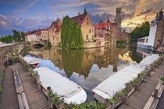 Bruges Photo libre de droits