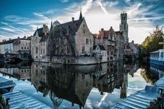 Bruges Royaltyfri Fotografi