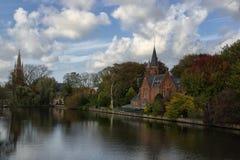 Bruges Obraz Stock