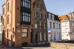 Bruges Fotografia Stock