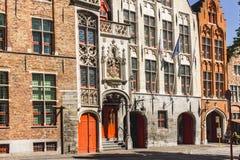 Bruges Immagine Stock Libera da Diritti