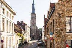 Bruges Immagini Stock Libere da Diritti