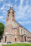 Bruges - The Annakerk or Annes church Royalty Free Stock Photography