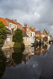 Bruges at autumn, Belgium Royalty Free Stock Image