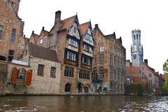 Bruges. Bélgica fotos de stock