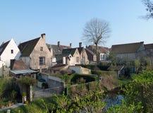 Bruges (Bélgica) Fotografia de Stock Royalty Free