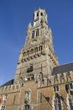 Bruges Belfort Royalty Free Stock Photo