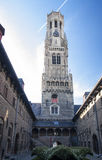 Bruges - Belfry Stock Photo