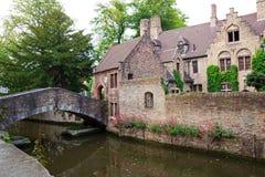 Bruges Belgia Obrazy Royalty Free