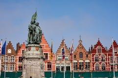 Bruges, Belgia Fotografia Royalty Free