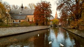 Bruges Belgia Obraz Stock