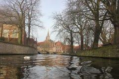 Bruges, Belgia - Fotografia Stock
