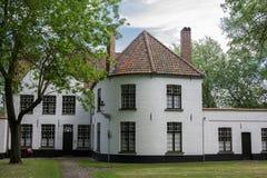 Bruges Belgien Royaltyfria Foton