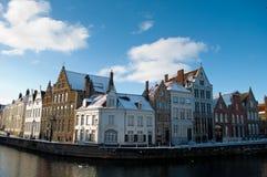 Bruges Belgien Royaltyfri Foto