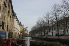 Bruges - Belgien Fotografering för Bildbyråer
