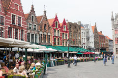 Bruges Belgique Photo stock
