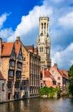 Bruges, Belgique Photo stock