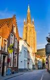 Bruges, Belgique Photo libre de droits