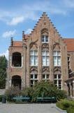 Bruges, Belgium. Old St John's hospital, Bruges, Belgium Royalty Free Stock Images