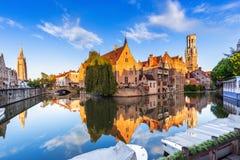 Free Bruges, Belgium Stock Photos - 141601003