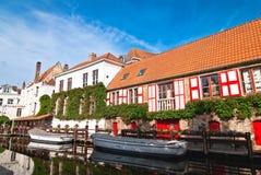 Bruges. Belgium. Royalty Free Stock Image