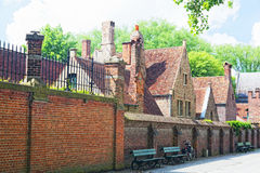 Bruges. Belgium Royalty Free Stock Photography