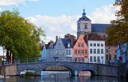 Bruges, Belgium Royalty Free Stock Photos