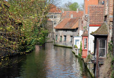 Bruges (Belgium) Royalty Free Stock Photography
