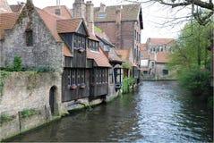 Bruges (Belgium) Royalty Free Stock Photos