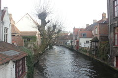 Bruges - Belgium Royalty Free Stock Photography