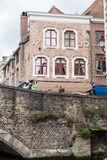 Bruges Belgium Historical Building Royalty Free Stock Photo