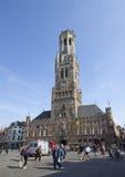 Bruges Belfort Stock Image