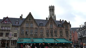 Bruges 2 stock video