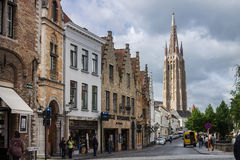 Bruges Belgium Royalty Free Stock Photography