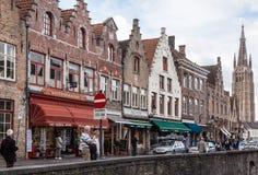 Bruges Belgium Stock Photos