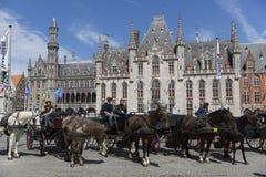 Bruges Bélgica Imagem de Stock Royalty Free