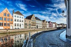Bruges Bruges, Bélgica foto de stock royalty free