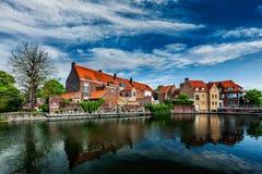 Bruges Bruges, Bélgica fotografia de stock