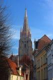 Bruges, brugge. Stock Images