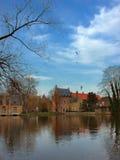 Bruges, brugge. Stock Photo