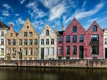 Bruges & x28; Brugge& x29; , Bélgica imagens de stock royalty free