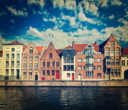 Bruges (Brugge), Belgia Obrazy Stock