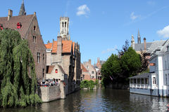 Bruges (Brugge), Belgium Royalty Free Stock Photography